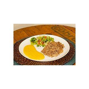 Carne Desfiada com Mandioquinha e Legumes Natural Fast 350g