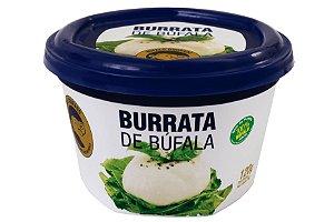 BURRATA DE BUFALA BUFALO DOURADO 120G