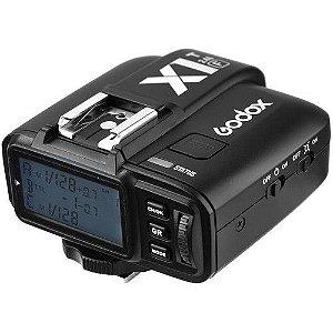 Rádio Flash GODOX X1T para FUJI