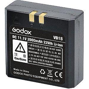 Bateria GODOX VB18 para Flashes V860II