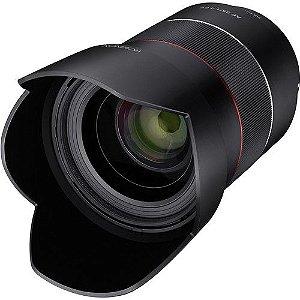 Lente ROKINON AF 35mm f/1.4 FE para SONY
