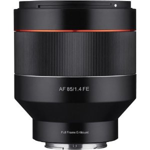 Lente ROKINON AF 85mm f/1.4 FE para SONY