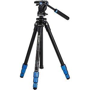 Tripé de Vídeo BENRO 2,5kg 1,45m TSL08AS2CSH