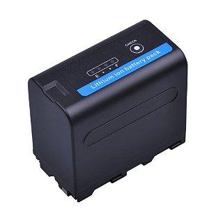Bateria NP-F970 (Batmax)