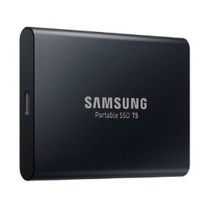 SSD externo SAMSUNG T5 1 TB (Black)