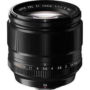 Lente Fujifilm XF 56mm f/1.2 R