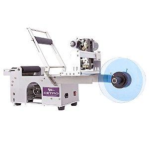 Rotuladora Semiautomática Com Datador