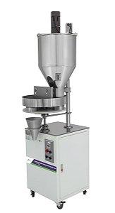 Dosadora Semiautomatica para enchimento de graos e po com Mixer- KFG1000