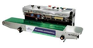 Seladora Automática Continua Horizontal com Datador - Mod: FRD1000W