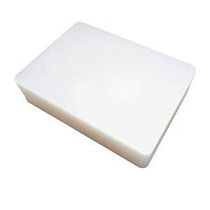 Plástico Polaseal para Plastificação tamanho A4 - 100un (220x307mm)
