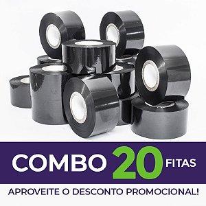Fita para Datador Manual e Automático Preta (Ribbon)  - 20un