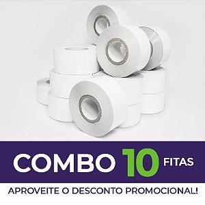Fita para Datador Manual e Automático Branca (Ribbon)  - 10 Unidades
