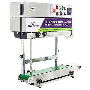 Seladora Automática Continua com Datador - Mod: FRD1012