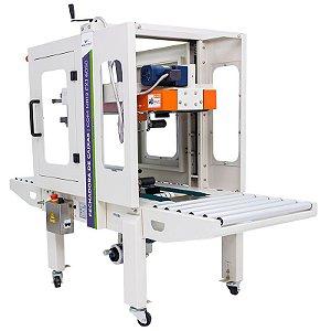 Fechadora de caixas com tração inferior e superior FXJ-6050 / NR12 - 750mm