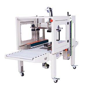 Fechadora de caixas com tração lateral FXJ-5050 / NR12 - 60mm