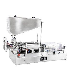 Envasadora de Produtos Pastosos 2 bicos CETRO 1000-5000 ML