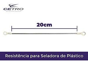 Resistência para Seladora Manual CETRO  - 20cm