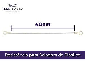 Resistência para Seladora Manual CETRO  - 40cm