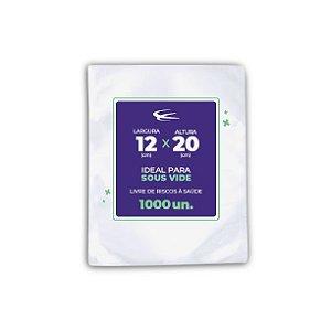 Embalagem Sous Vide 12x20 - 1000 Unidades