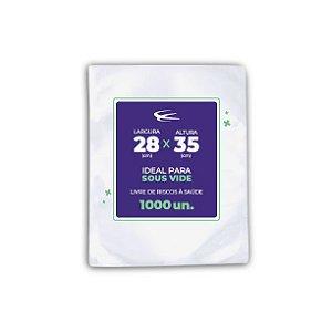 Embalagem Sous Vide 28x35 - 1000 Unidades