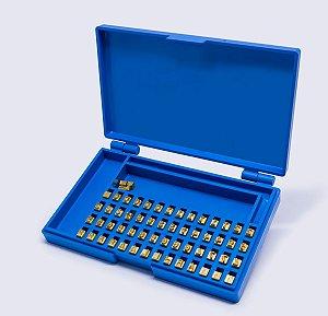 Kit Completo de Dígitos para Seladoras FRD
