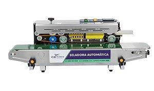 Seladora Automática Contínua Horizontal SA800