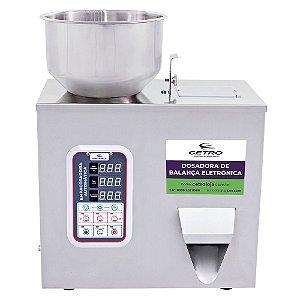 Dosadora com Balança Eletrônica 1-100g