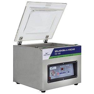 Seladora a Vácuo DZ420 com ATM