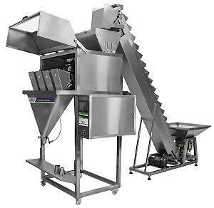 Dosadora Automática de 4 Balanças