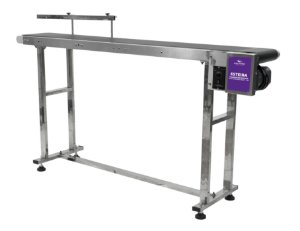 Esteira Transportadora para Datadores Inkjet - 1,5 metro
