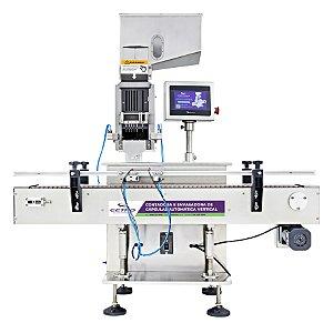 Contadora e Envasadora de Cápsulas Automática Vertical CACCM V