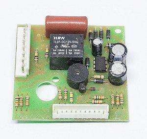 Placa Eletrônica com Rele para Seladora a Vácuo Comercial e Doméstica - 110v