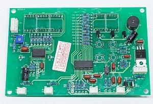 Placa de Comando do Painel para Seladora de Indução Manual CET-500