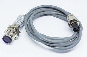 Sensor Fotoelétrico para Dosadora / Empacotadora / Envazadora