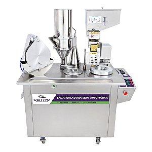 Encapsuladora Semi-Automática Horizontal Analógica