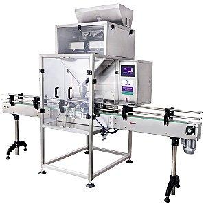 Dosadora Automática em Linha com 2 Balanças CAFM 2000