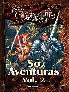 Só Aventuras Vol. 2