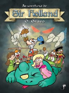 As Aventuras de Sir Holland, o Bravo