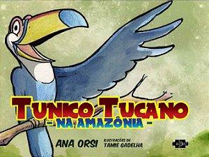 Tunico Tucano na Amazônia