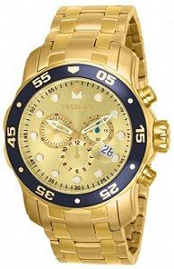 Relógio Invicta Pro Dive 80068 Dourado