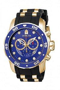 Relógio Invicta Pro Diver 6983 Dourado