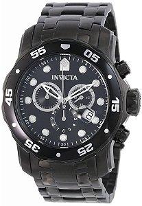 Relógio Invicta Pro Diver 0076 Preto
