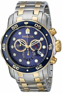 Relógio Invicta Pro Diver 0077 Prateado