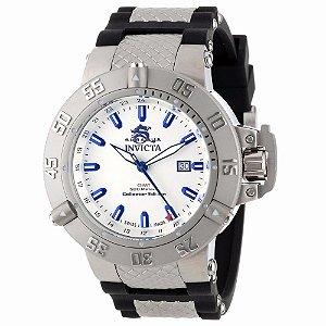 Relógio Invicta Subaqua Noma Iii - 13920 Prata
