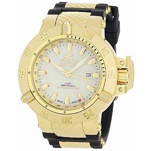 Relógio Invicta Subaqua 0738 Dourado