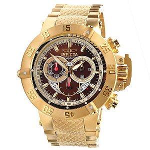 Relógio Invicta Subaqua Noma iii 5405 Dourado