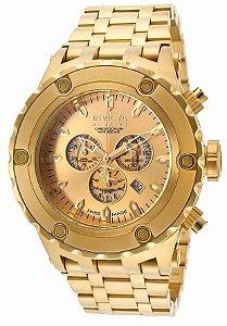 Relógio Invicta 14506 Reserve Venon Ouro 18k