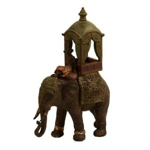 Estatueta - Elefante Indiano
