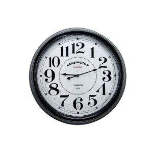Relógio de Parede - Metal 62cm - Kensington London
