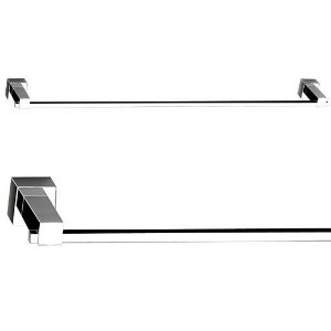 Porta toalha simples (60 cm) LX-1524